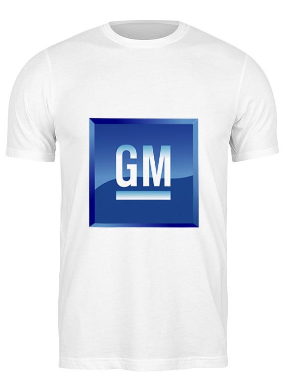 Printio Футболка классическая Gm. general motors