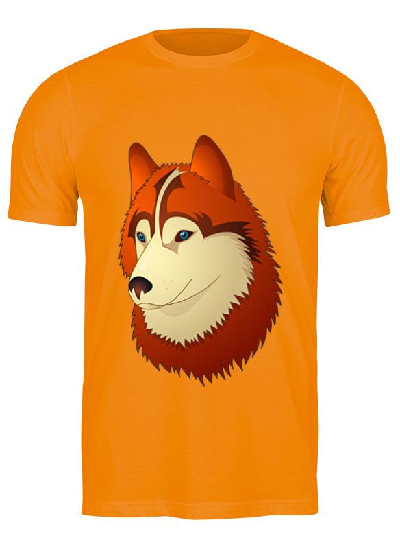 Фото - Printio Футболка классическая Собака printio футболка классическая 3 индийских символа для счастливой жизни