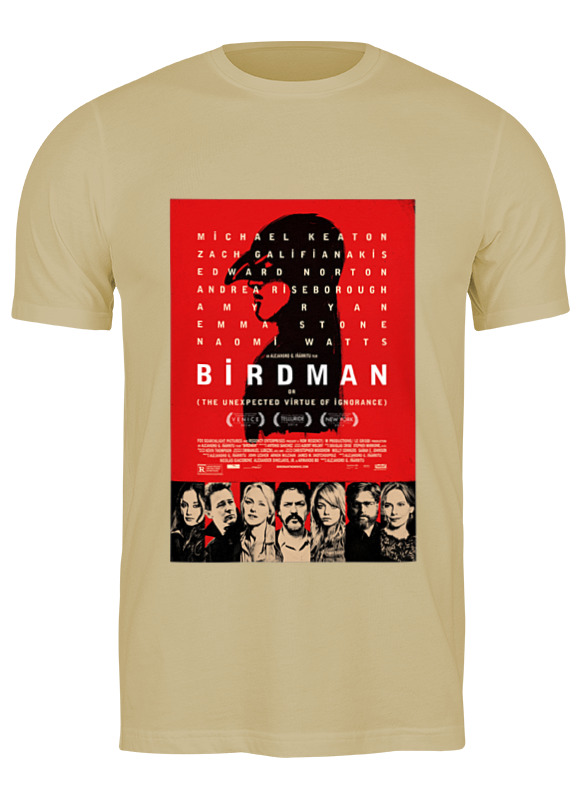 Фото - Printio Футболка классическая Бёрдмэн (birdman) printio сумка бёрдмэн birdman