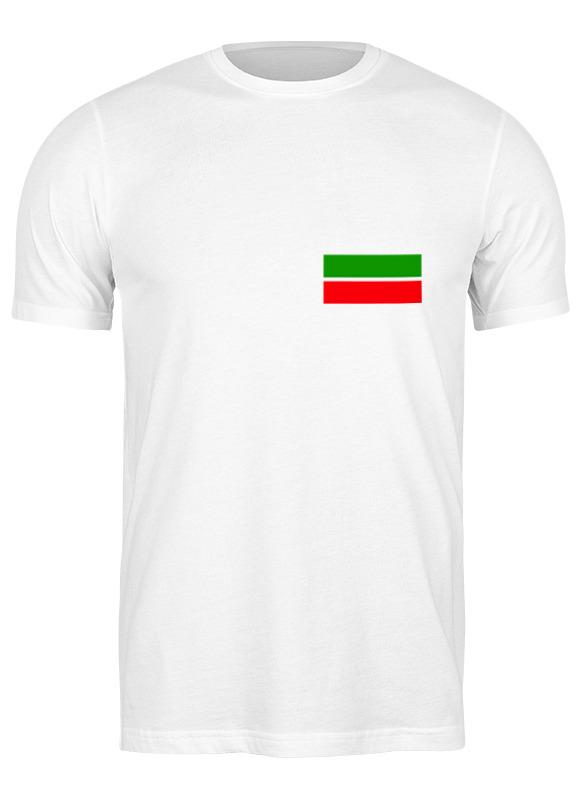 Printio Футболка классическая Флаг татарстана