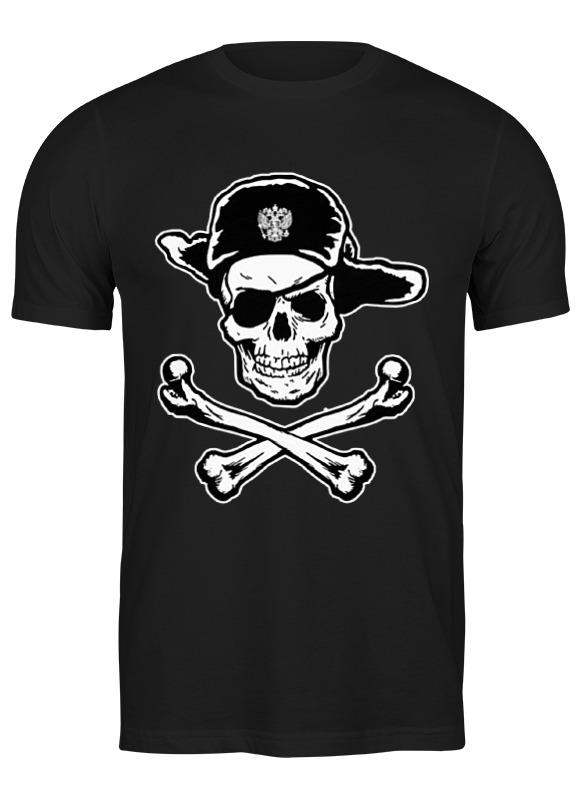 Printio Футболка классическая Русский пират