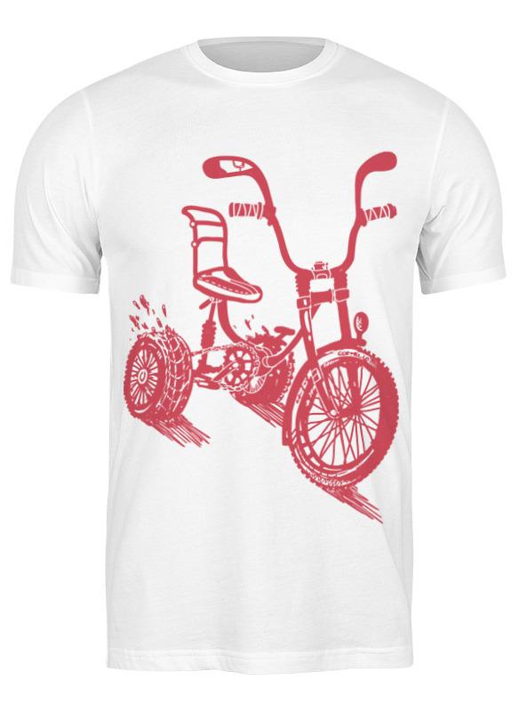 Фото - Printio Футболка классическая Велосипед printio футболка классическая велосипед