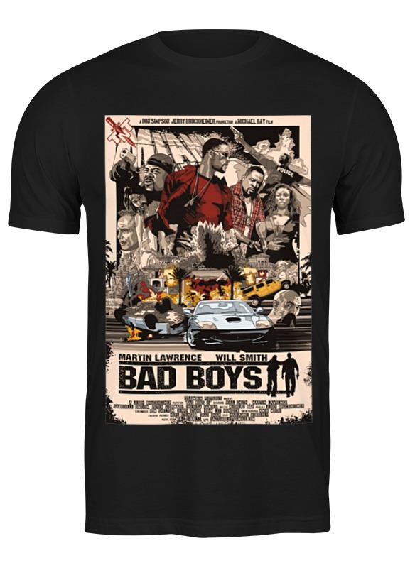 Printio Футболка классическая Плохие парни (bad boys)