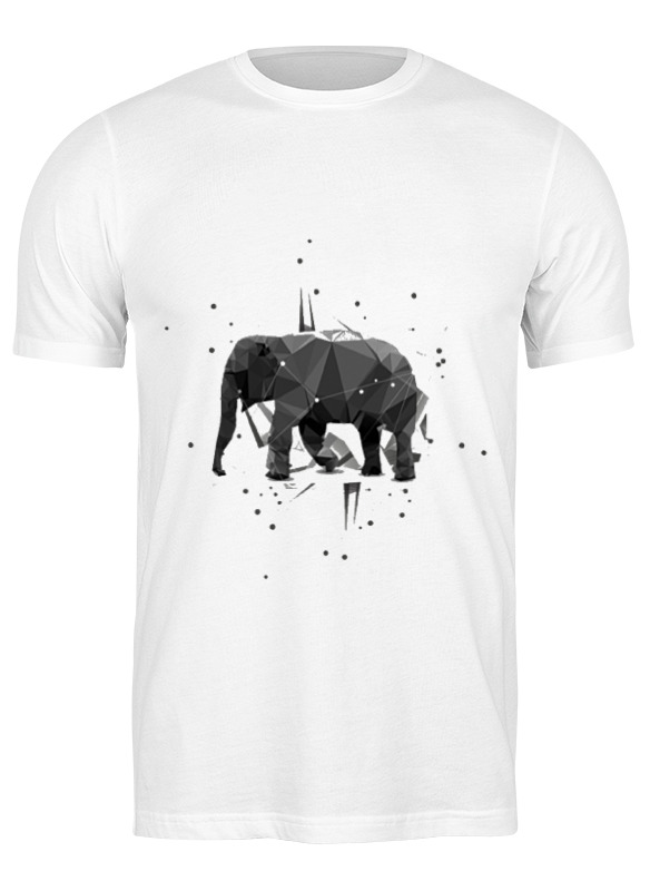 Printio Футболка классическая Elephant недорого