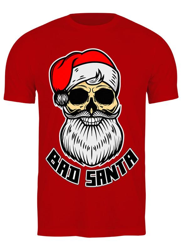 Printio Футболка классическая Bad santa