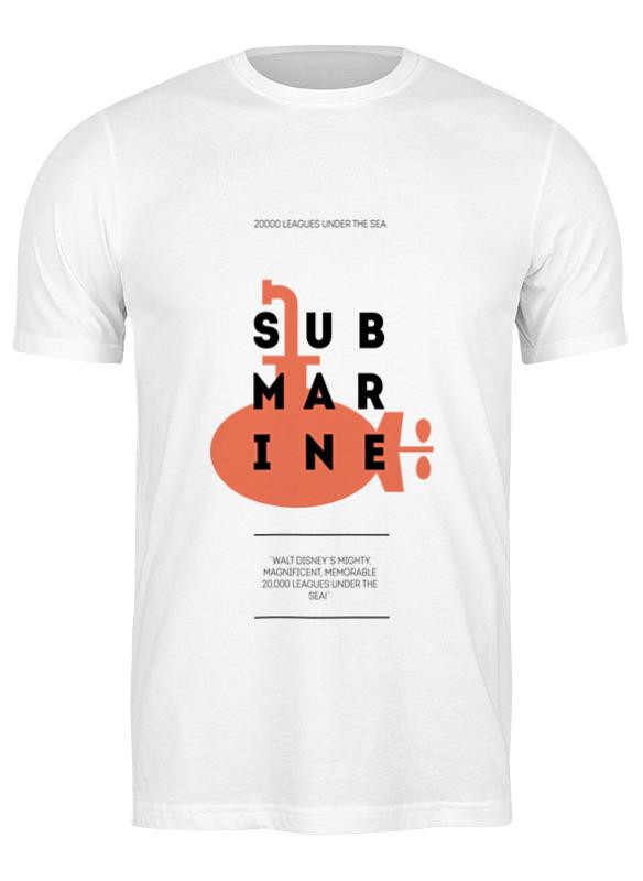 printio лонгслив submarine Printio Футболка классическая Submarine