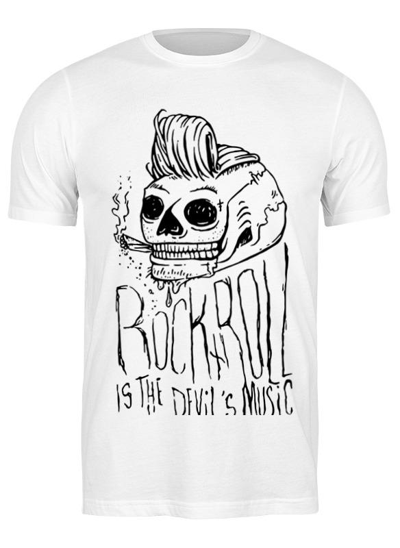 Printio Футболка классическая Rock n roll printio футболка классическая rock and roll