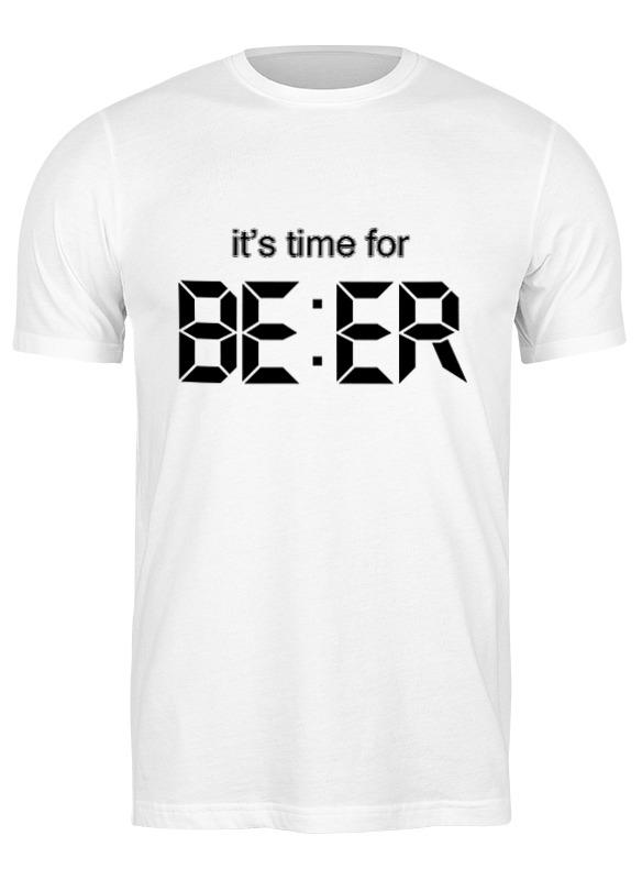 Printio Футболка классическая Beer time