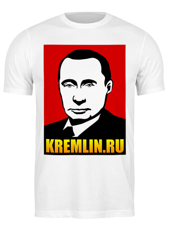 Printio Футболка классическая Путин