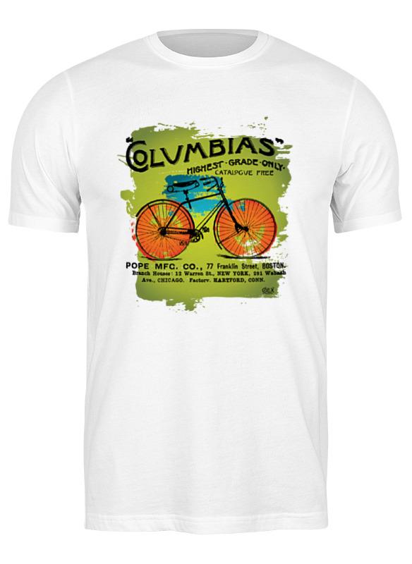 Фото - Printio Футболка классическая Винтажный велосипед printio футболка классическая велосипед