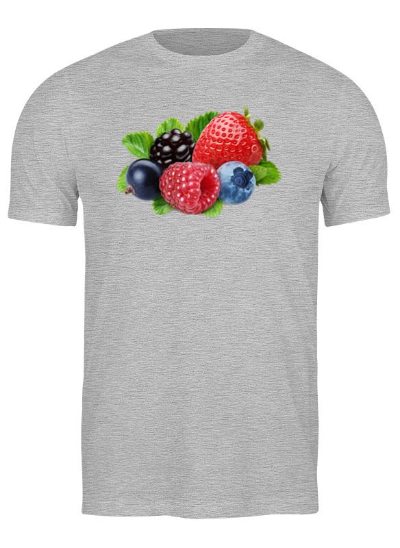 Printio Футболка классическая Berries бомбер printio berries fruits