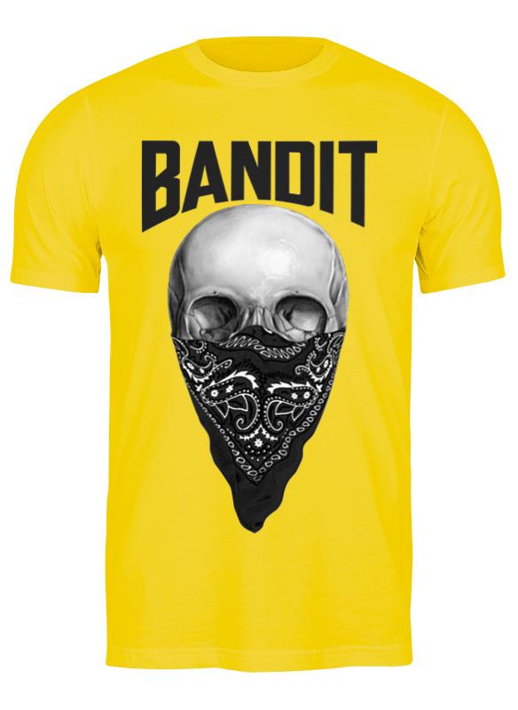 Printio Футболка классическая Бандит