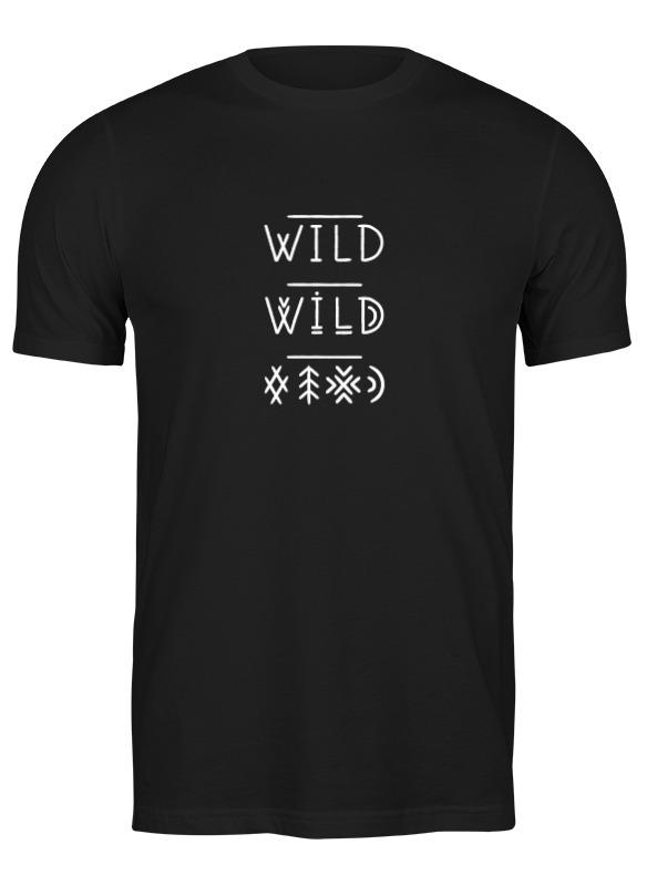 printio wild wigwam Printio Футболка классическая Wild wigwam