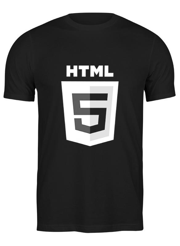 Printio Футболка классическая Dark html5