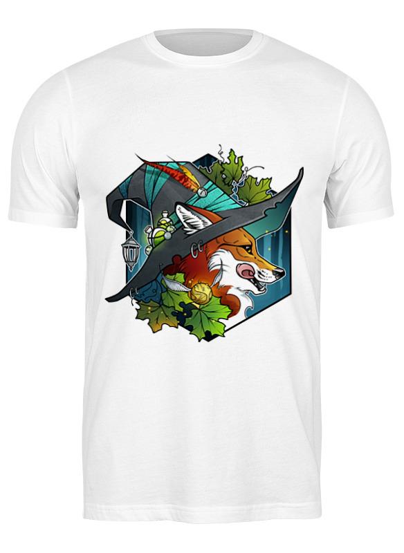 Фото - Printio Футболка классическая Witch fox printio футболка классическая witch house