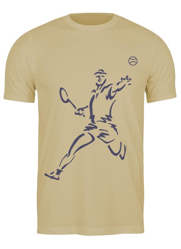 Printio Футболка классическая Большой теннис