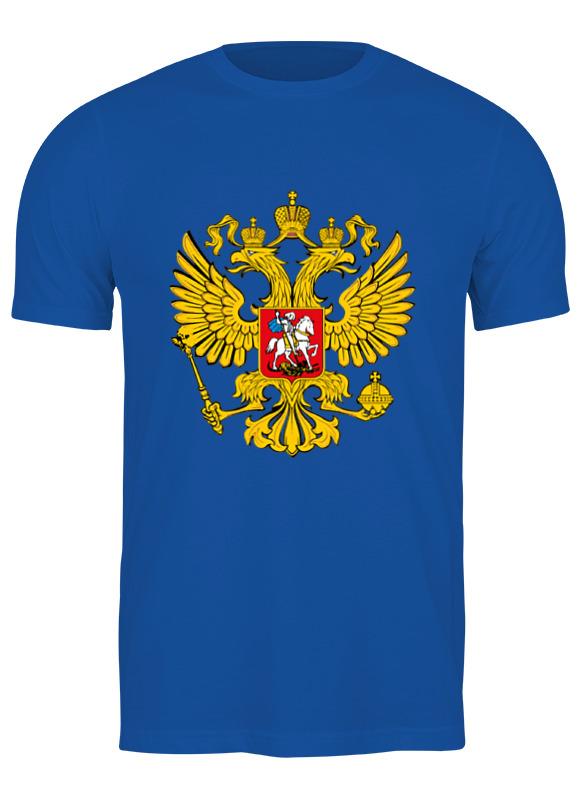 Printio Футболка классическая Герб россии