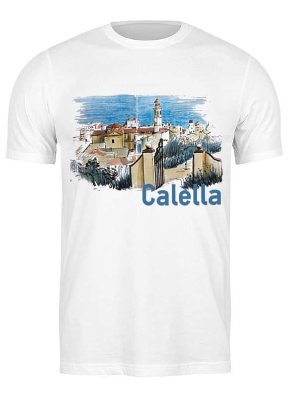 Printio Футболка классическая Calella h top calella palace