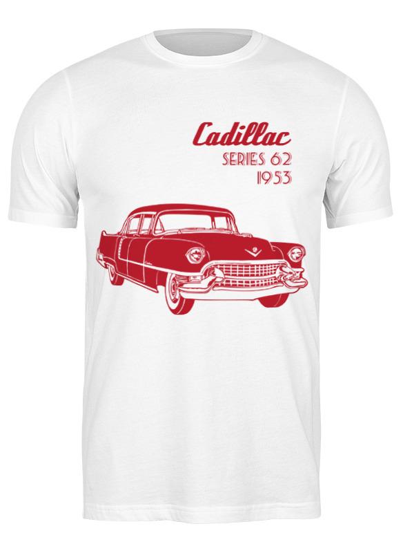 Printio Футболка классическая Кадиллак серия 62 (1953)