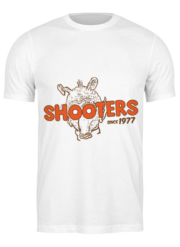 Printio Футболка классическая Shooters printio футболка классическая shooters