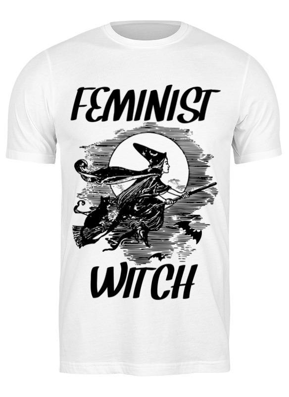 Printio Футболка классическая Feminist witch