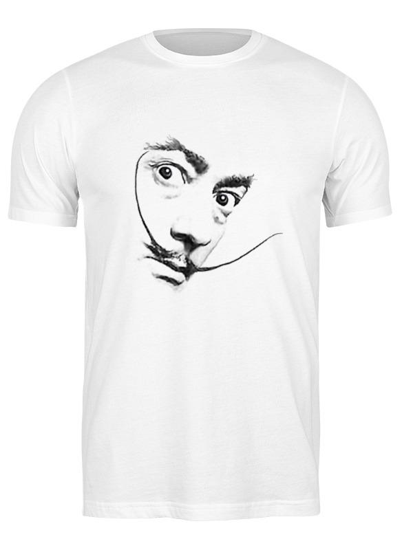 Printio Футболка классическая Дали printio футболка классическая дали