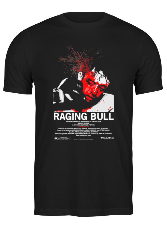 Printio Футболка классическая Raging bull / бешеный бык printio детская футболка классическая унисекс raging bull бешеный бык