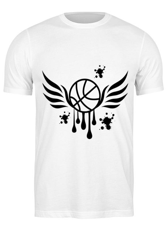 Printio Футболка классическая Баскетбольный мяч