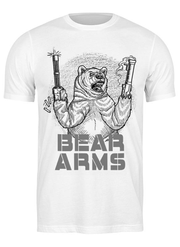 Printio Футболка классическая Bear arms printio футболка классическая crew five cali bear