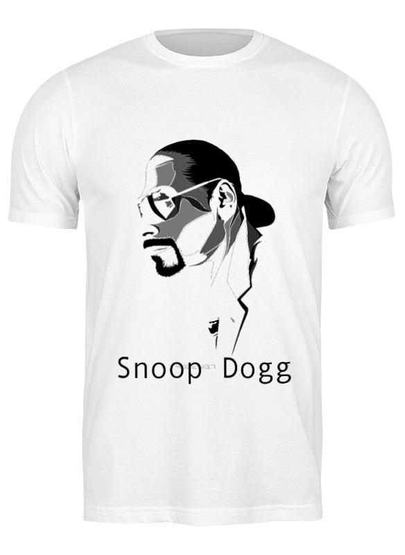 Printio Футболка классическая Snoop dogg printio майка классическая snoop dogg