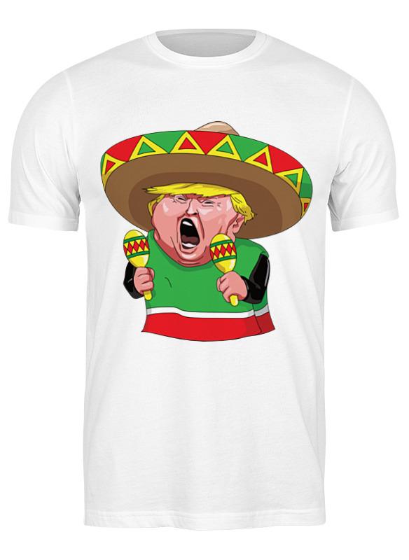 Printio Футболка классическая Трамп мексиканец