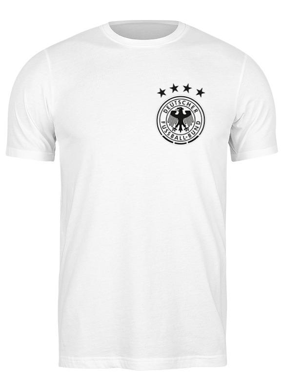 Printio Футболка классическая Сборная германии по футболу 2016