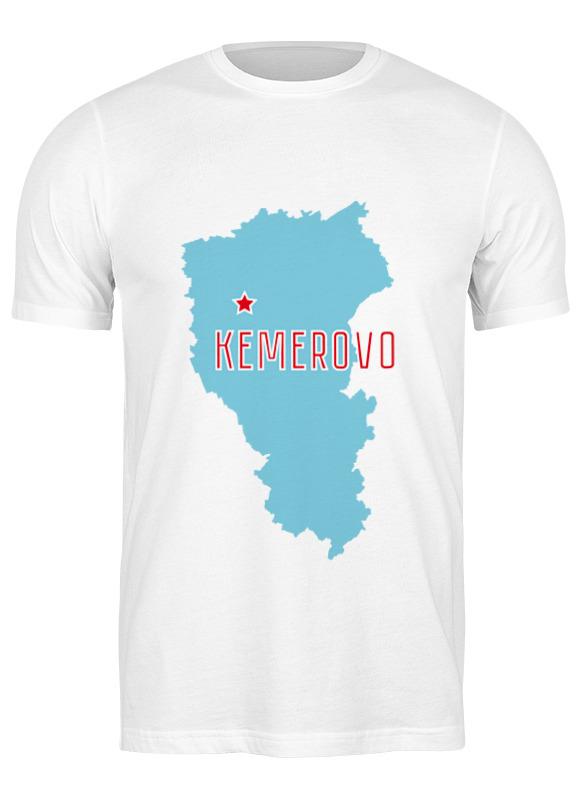 Printio Футболка классическая Кемеровская область. кемерово