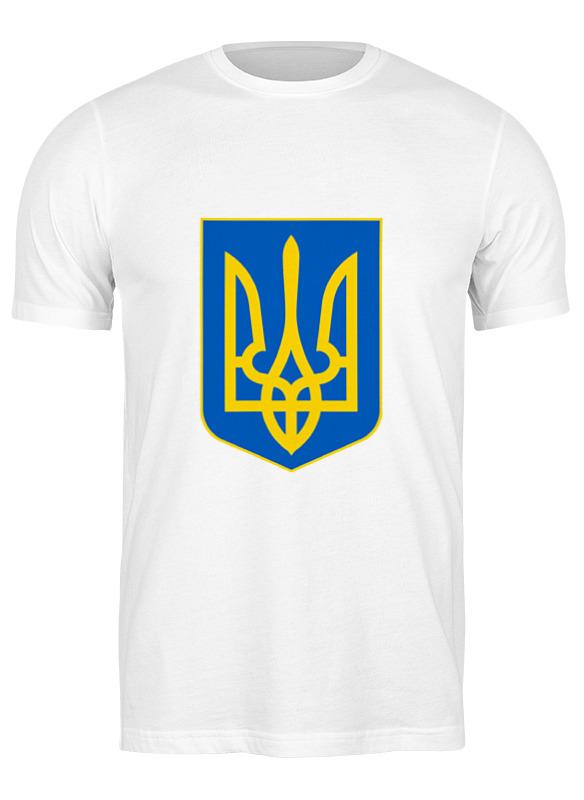 Printio Футболка классическая Герб украины