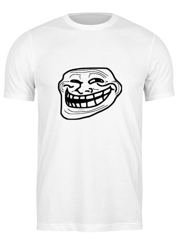 Printio Футболка классическая Mem смех printio футболка wearcraft premium mem смех