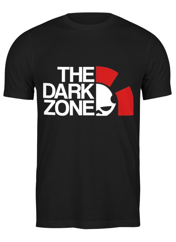 Printio Футболка классическая Тёмная зона (the division)