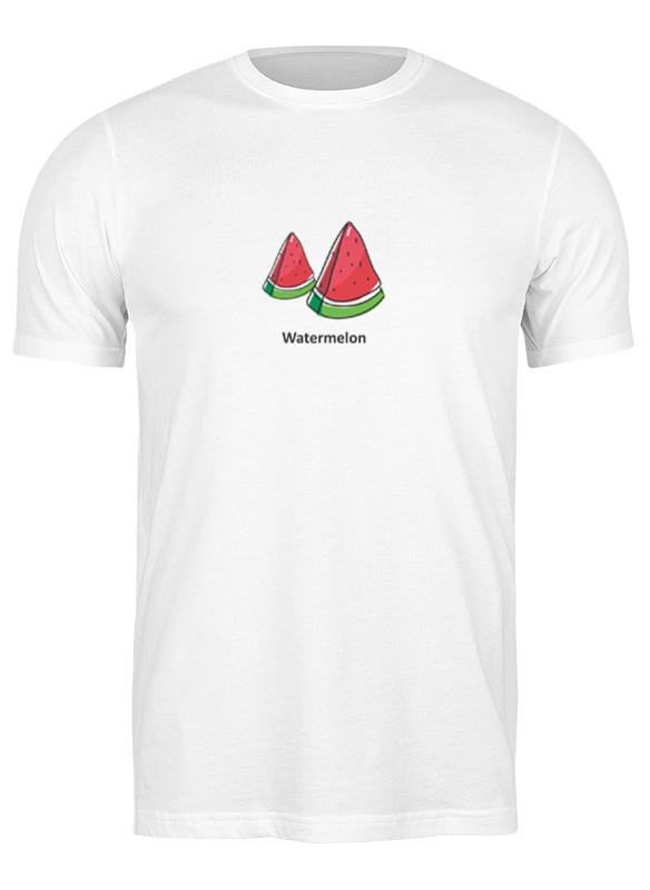 Printio Футболка классическая Watermelon — арбуз