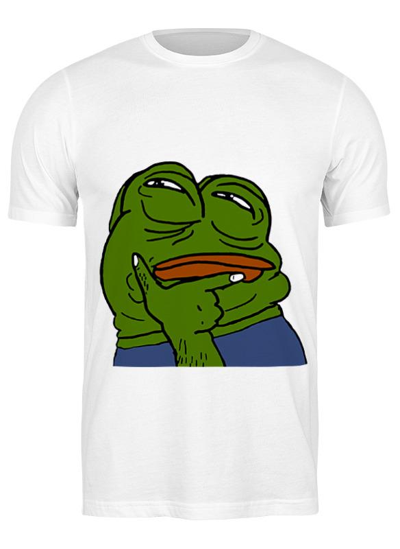 Фото - Printio Футболка классическая Pepe the frog printio сумка pepe the frog whant some love