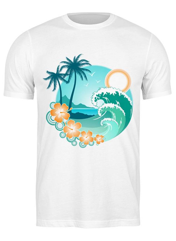 футболка классическая printio ямайка Printio Футболка классическая Ямайка