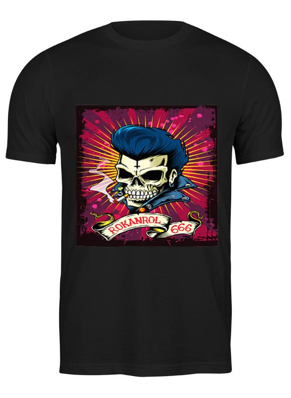 Printio Футболка классическая Rock and roll printio футболка классическая rock and roll
