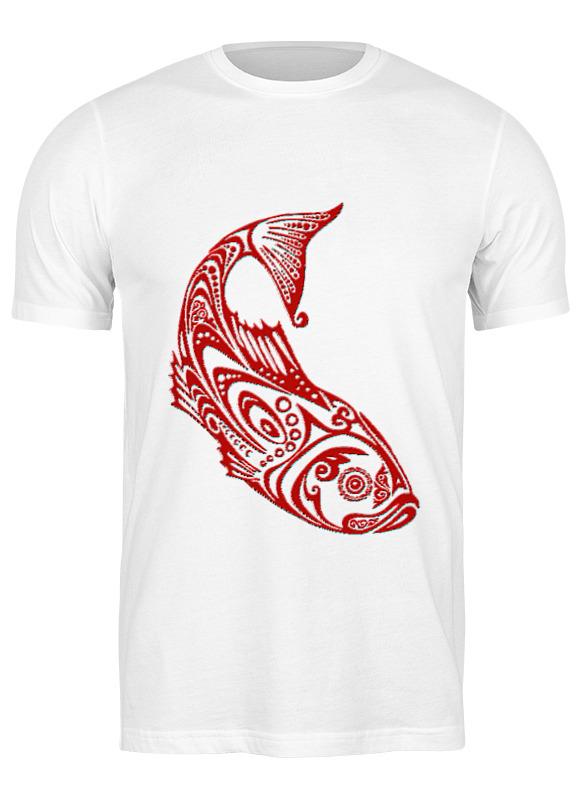 Printio Футболка классическая Рыба стилизованная