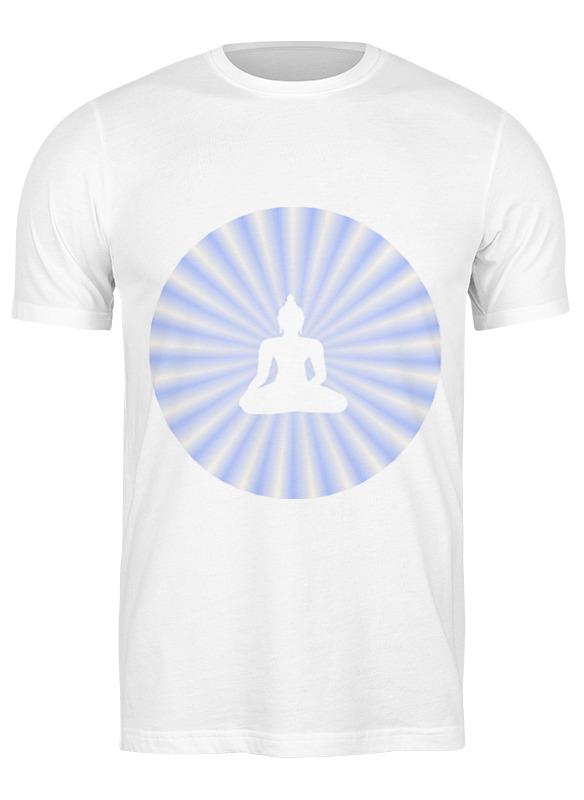 Printio Футболка классическая Сияние будды золотые правила будды мудрость в заповедях и наставлениях