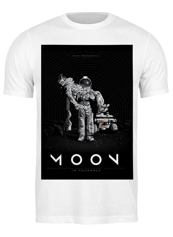 Printio Футболка классическая Луна 2112 / moon