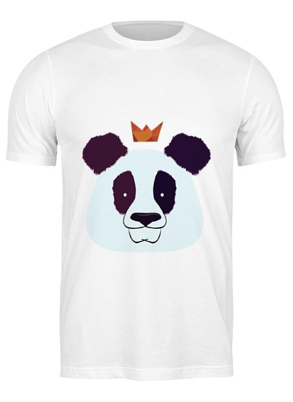 Printio Футболка классическая Король панда