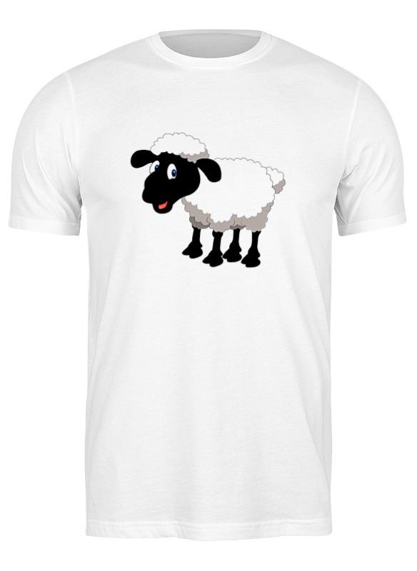 Фото - Printio Футболка классическая Белая овечка printio футболка классическая овечка