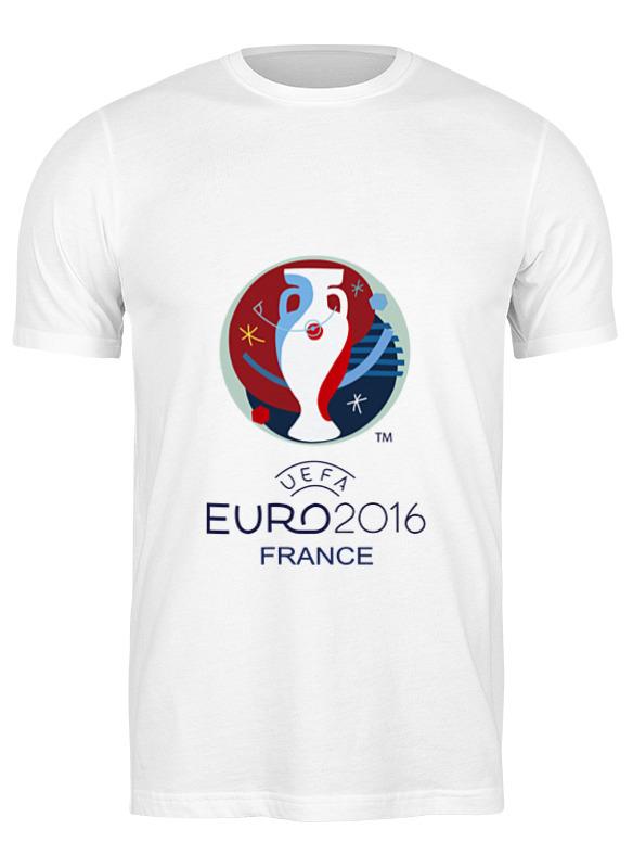 Printio Футболка классическая Евро 2016