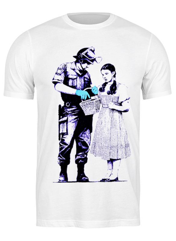 Printio Футболка классическая Dorothy police search