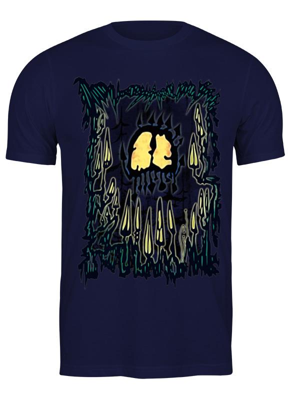 printio футболка классическая mushrooms Printio Футболка классическая Mushrooms skull creature