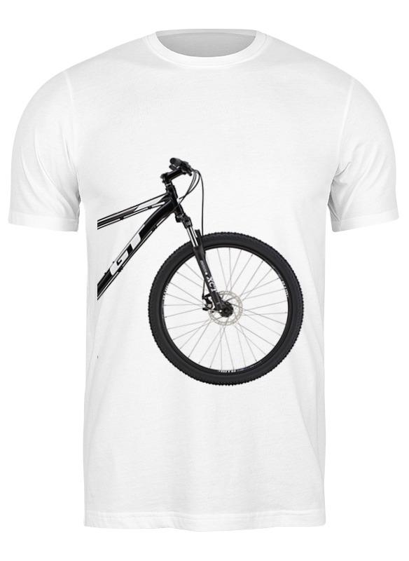 Фото - Printio Футболка классическая Велосипед gt printio футболка классическая велосипед