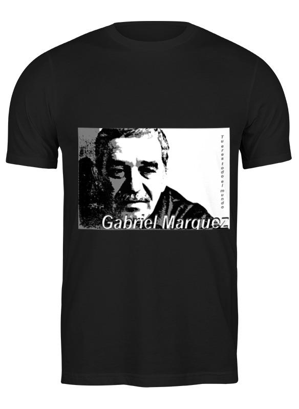 Фото - Printio Футболка классическая Gabriel marquez marquez gabriel garcia one hundred years of solitude